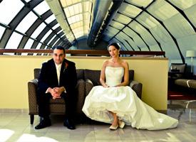 Leah & David