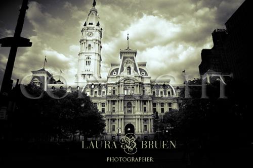 Laura Bruen's City Hall, Philadelphia