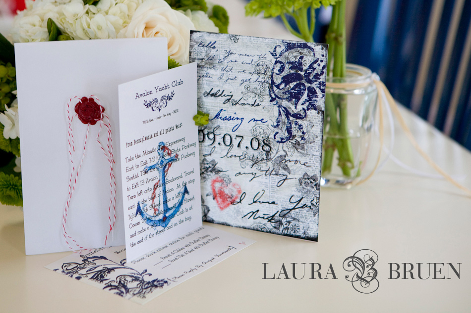 Wedding, Avalon NJ - Laura Bruen, Photographer