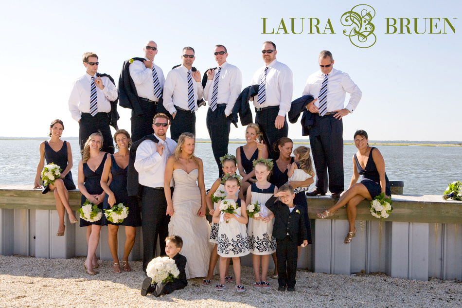 Avalon NJ Wedding - Laura Bruen, Photographer