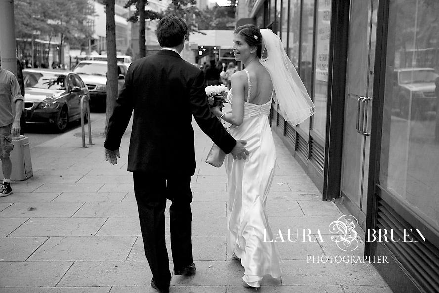 NYC Wedding - Laura Bruen, Photographer