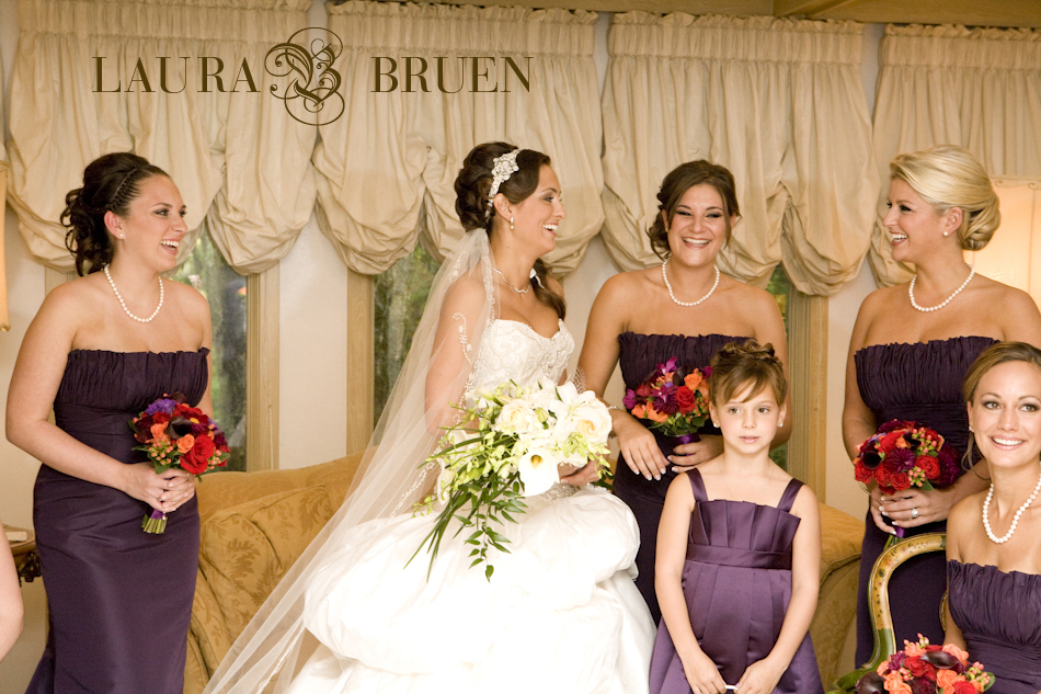 NJ Wedding - Laura Bruen, Photographer
