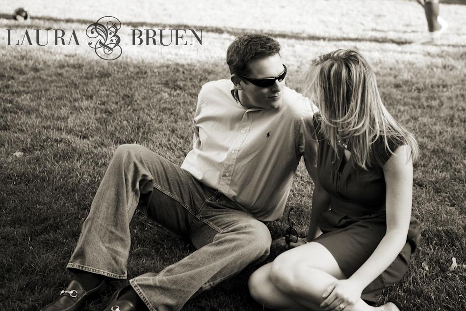 Hoboken NJ Engagement - Laura Bruen, NYC, NJ Photographer