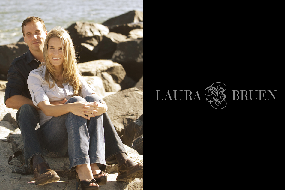 Long Branch Engagement Photography - Laura Bruen, NJ Photographer