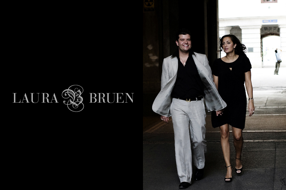 Philadelphia Engagement Photography - Laura Bruen, Photographer