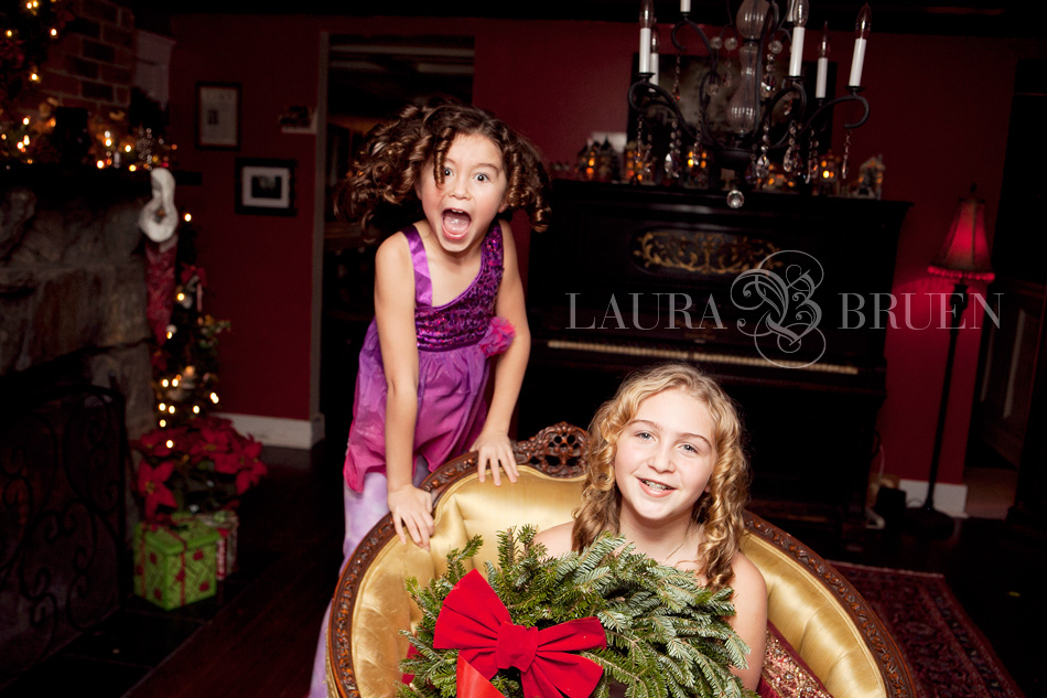 Laura Bruen, NJ & NYC Photographer - Holiday Portraits