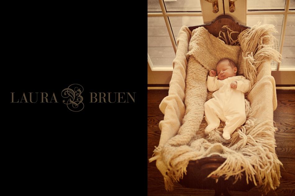 Newborn Portrait, Laura Bruen, Photographer, NJ / NYC
