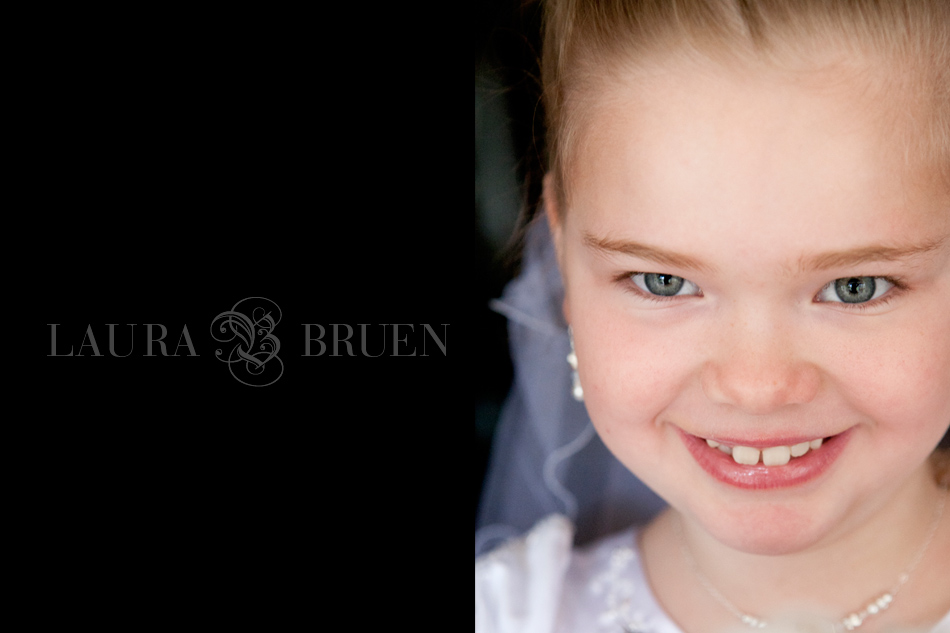 Communion Portrait - Laura Bruen, NYC & NJ Photographer