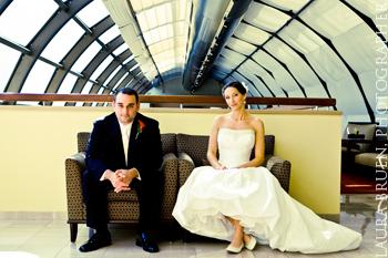 Laura Bruen, Photographer - Times Square Wedding