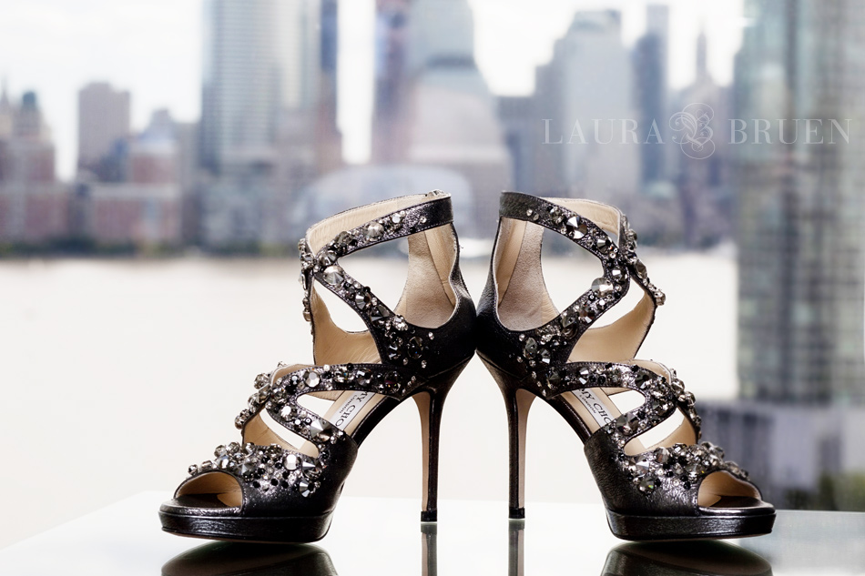 Jimmy Choo Wedding Shoes - Laura Bruen, Photographer
