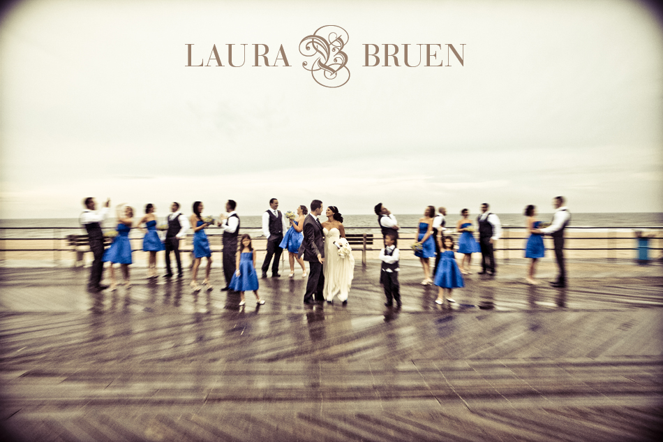 Asbury Park Wedding at the Watermark, Laura Bruen, Photographer