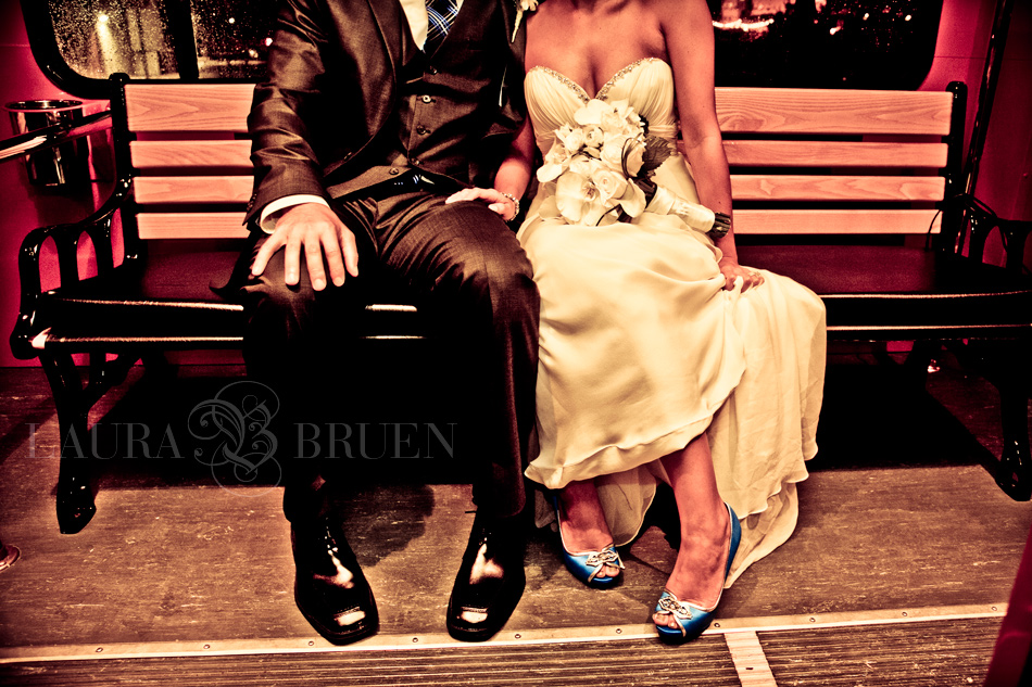 Asbury Park Watermark Wedding - Laura Bruen, Photographer