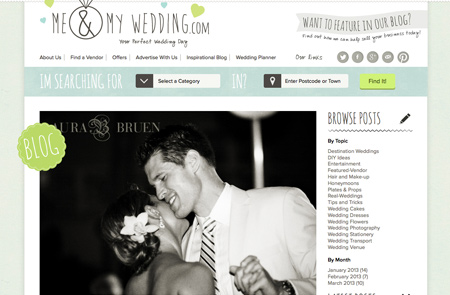 meandnmywedding.com - laura bruen, photographer