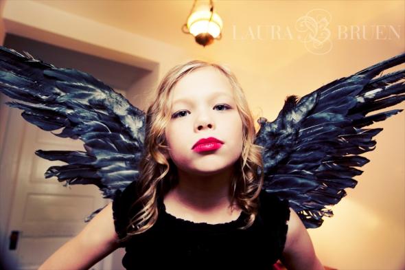 My Dark Angel - Laura Bruen, Photographer