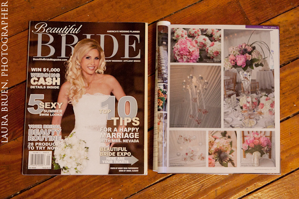 Beautiful Bride Magazine - Laura Bruen, Photographer