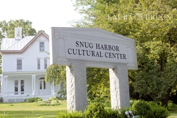 Celebrate at Snug Harbor Weddings - Staten Island, New York - Laura Bruen, Photographer