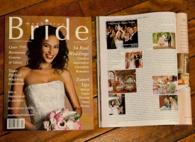 Manhattan Bride Magazine, Spring / Summer 2011 - Laura Bruen, Photographer