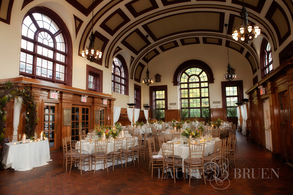 Sailor Snug Harbor Wedding - Staten Island, NY - Laura Bruen, Photographer - Landmark Catering
