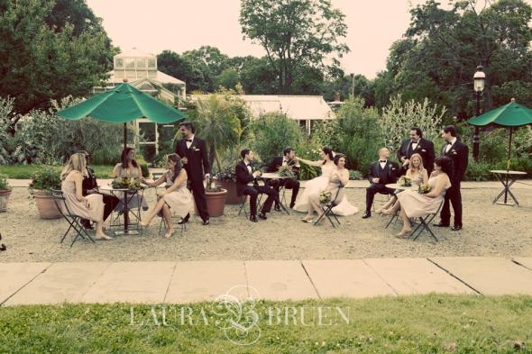Sailor Snug Harbor Wedding - Staten Island, NY - Laura Bruen, Photographer - Staten Island, New York