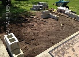 Garden Project Begins